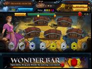 Treasure Hunter wonder bar