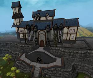 Ormod's mansion