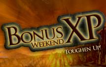 Bonus Xp Weekend