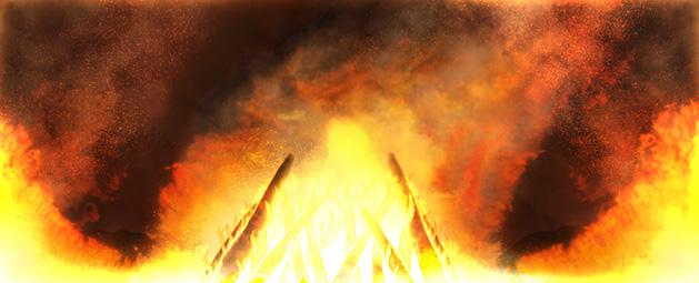 Celebration of Fire update post header