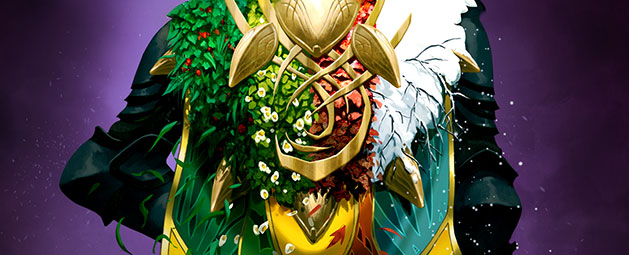 Cloak of Seasons update post header