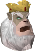 King Vargas chathead Yeti