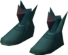 Boots of Seasons detail