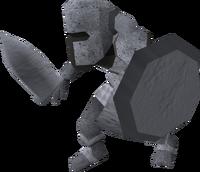 CC Goblin Statue