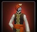 Silken outfit