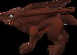 Hatchling dragon (red) pet