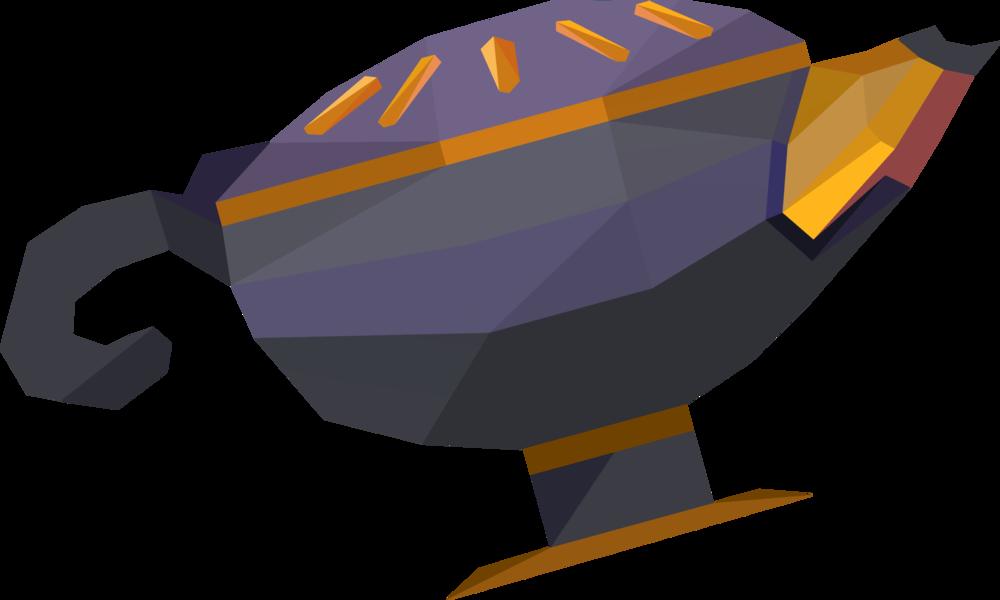 Small smouldering lamp | RuneScape Wiki | FANDOM powered by Wikia