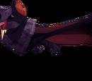 Warped bat