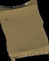 Artefact receipt detail