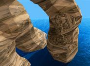 Ashdale cliff drawings