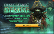 Deathbeard's Demise popup
