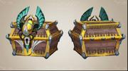 Slayer chest concept art (Golden Path Challenge)