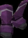 Elemental boots detail