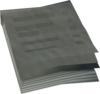 Equipment requisition receipts detail
