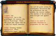 Gravedigger Case Report 1