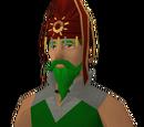 Modified diviner's headwear