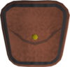 Large rune pouch detail