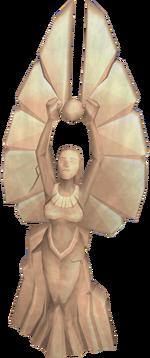 Icyene statue