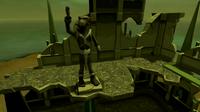 Kethsi statue broken arm