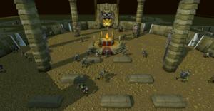Altar to Big High War God