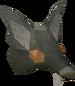 Bat mask detail