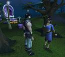 Purple cat (miniquest)