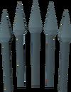 Wallasalkibane bolts (unf) detail