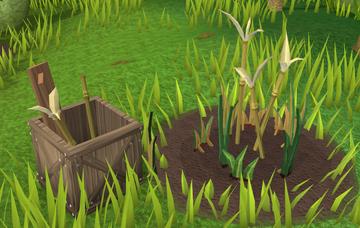 Herblore habitat tall grass