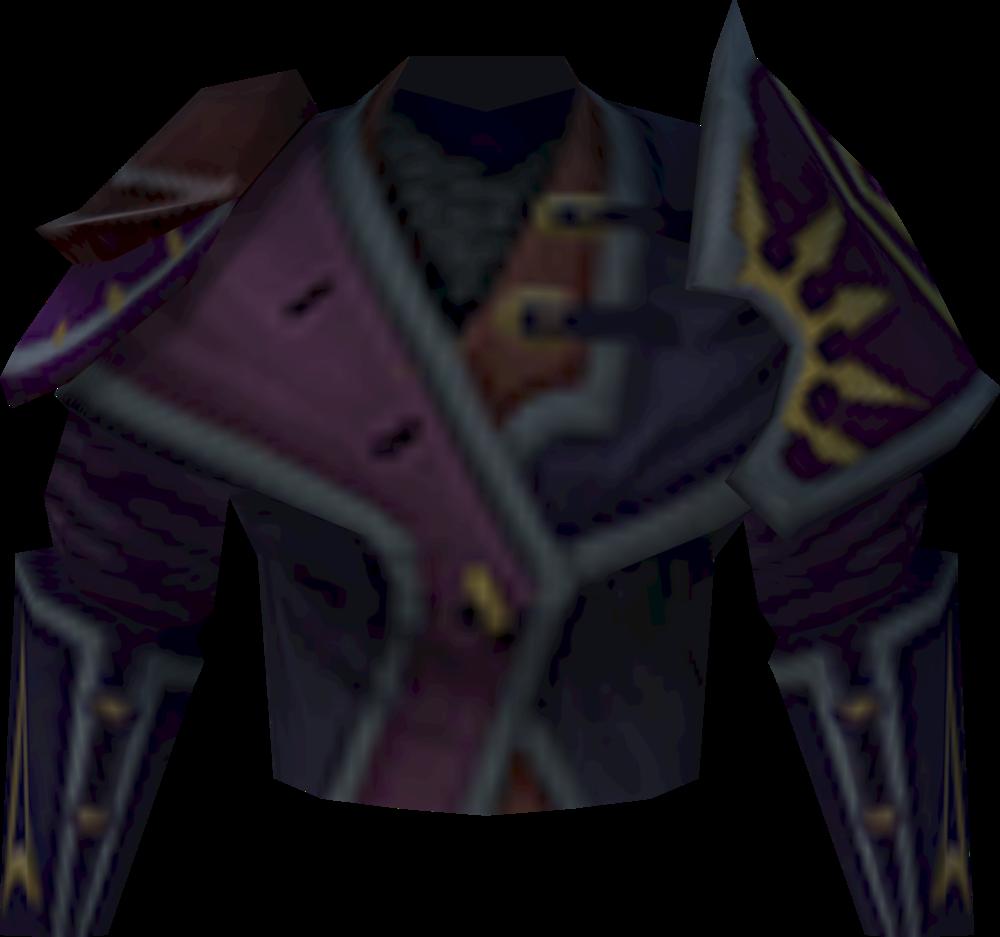 Pathfinder jacket detail