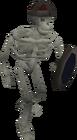 Skeletal minion old
