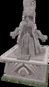 2009 Evil Tree statue