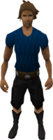 Retro mining breeches