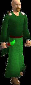 Guthix wizard