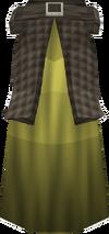 Runecrafter skirt (yellow) detail