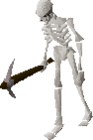 Skeletal miner old