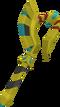 Sceptre of the gods detail