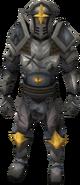 Veteran titan armour equipped (male)