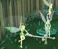Extractor fairies