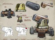 Artisan cannon concept