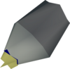 Giant nib detail