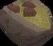 Gissel potato detail