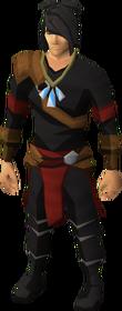 Pendant of Magic equipped