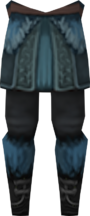 Anima Core legs of Seren detail