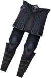 Augmented Refined Anima Core Legs of Sliske detail