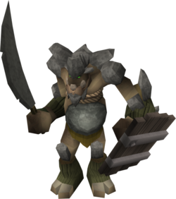 Troll general (Troll Invasion)