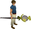 Cosmic talisman staff equipped.png