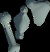 Animals' bones (4) detail