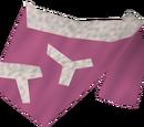 Tribal top (pink)