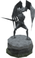 Plain Saradomin statue.png