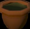 Plant pot detail